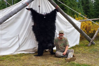 Flat Tops Black Bear Hunt