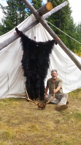 Wilderness Archery Hunting Bear and Elk Combo