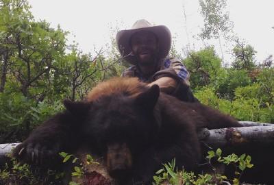 Wilderness Black Bear Hunting