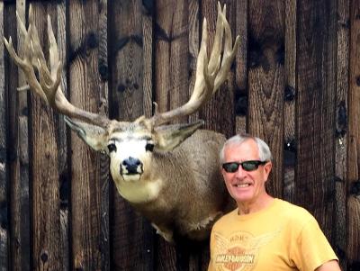 Colorado Mule Deer Cliff Gray Guide