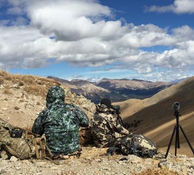 G2 Mountain Goat Scouting