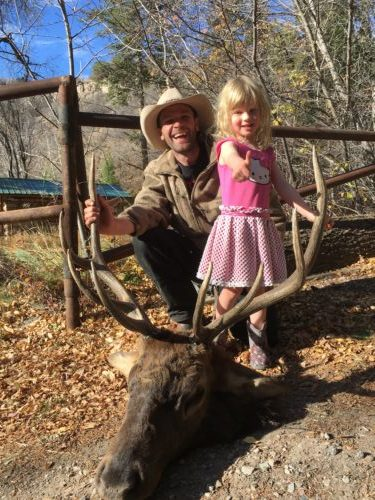 Cliff Gray Hunting Guide Elk Hunts