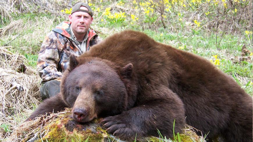 Hunting Season Vancouver Island