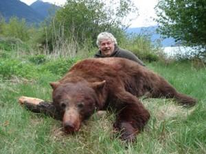 Coastal Black Bear Hunt British Columbia