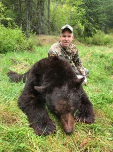 BC Colorphase Black Bear